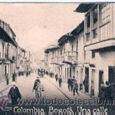 Postales: POSTAL ORIGINAL DECADA DE LOS 30. COLOMBIA, BOGOTA. Nº 1775. VER TAMAÑO Y EXPLICACION. Lote 30800271