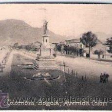 Postales: POSTAL ORIGINAL DECADA DE LOS 30. COLOMBIA, BOGOTA. Nº 1778. VER TAMAÑO Y EXPLICACION. Lote 30800363