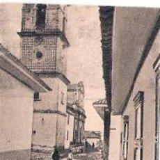 Postales: POSTAL ORIGINAL DECADA DE LOS 30. COLOMBIA, CALI. Nº 1813. VER TAMAÑO Y EXPLICACION. Lote 44061799