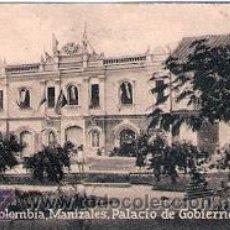 Postales: POSTAL ORIGINAL DECADA DE LOS 30. COLOMBIA, MANIZALES. Nº 1819. VER TAMAÑO Y EXPLICACION. Lote 30801158