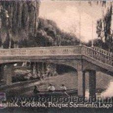 Postales: POSTAL ORIGINAL DECADA DE LOS 30. ARGENTINA, CORDOBA. Nº 2037. VER TAMAÑO Y EXPLICACION. Lote 30803576