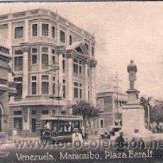 Postales: POSTAL ORIGINAL DECADA DE LOS 30. R. VENEZUELA, MARACAIBO. Nº 1838. VER TAMAÑO Y EXPLICACION. Lote 30805006