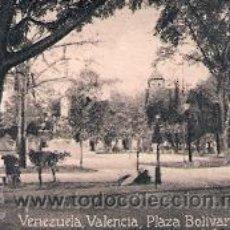 Postales: POSTAL ORIGINAL DECADA DE LOS 30. R. VENEZUELA, VALENCIA. Nº 1844. VER TAMAÑO Y EXPLICACION. Lote 30805109