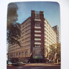 Postales: BONITA POSTAL; HOTEL REFORMA, PASEO DE LA REFORMA Y PARIS., MEXICO, AÑOS 70, NO CIRCULADA. . Lote 31017680