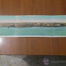 Postales: POSTAL PANORAMICA DE LA HABANA, IMPRESIONANTE. Lote 31040999