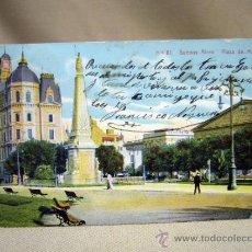 Postales: POSTAL TARJETA POSTAL, REP ARGENTINA, FUMAGALLI,BUENOS AIRES, Nº 81. Lote 31107479