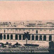 Postales: POSTAL ORIGINAL DECADA DE LOS 30. CUBA, MATANZAS. Nº 1507. VER TAMAÑO Y EXPLICACION. Lote 31388561