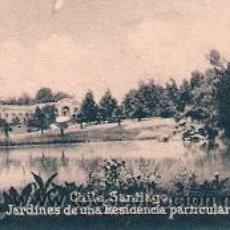 Postales: POSTAL ORIGINAL DECADA DE LOS 30. CHILE, SANTIAGO. Nº 1951. VER TAMAÑO Y EXPLICACION. Lote 31495598