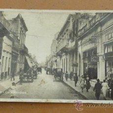 Postales: RARA POSTAL DE 1932 ESCRITA DE TUCUMAN, CALLE MENDOZA. ARGENTINA.. Lote 84816146