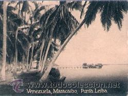 POSTAL ORIGINAL DECADA DE LOS 30. VENEZUELA. MARACAIBO. Nº 1837.VER TAMAÑO Y EXPLICACION (Postales - Postales Extranjero - América)