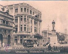 POSTAL ORIGINAL DECADA DE LOS 30. VENEZUELA. MARACAIBO. Nº 1838.VER TAMAÑO Y EXPLICACION (Postales - Postales Extranjero - América)