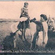 Postales: POSTAL ORIGINAL DECADA DE LOS 30. VENEZUELA. LAGO MARACAIBO. Nº 1850. VER TAMAÑO Y EXPLICACION. Lote 31575451