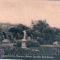 Cartes Postales: POSTAL ORIGINAL DECADA DE LOS 30. ARGENTINA, BUENOS AIRES. Nº 2003. VER TAMAÑO Y EXPLICACION. Lote 31587210