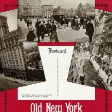 Postales: OLD NEW YORK PHOTO POSTCARDS (24 VIEJAS POSTALES DE NEW YORK). Lote 32219238