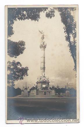 MÉXICO. COLUMNA DE LA INDEPENDENCIA, MEXICO D.F. (Postales - Postales Extranjero - América)