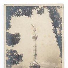 Postales: MÉXICO. COLUMNA DE LA INDEPENDENCIA, MEXICO D.F.. Lote 32367946