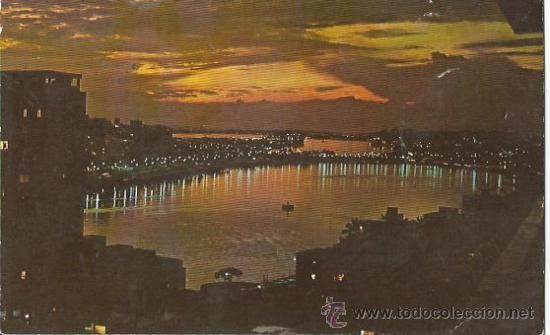 ** PH498 - POSTAL - TYPICAL SUNSET VIEW OF CONDADO LAGOON - SAN JUAN - PUERTO RICO (Postales - Postales Extranjero - América)