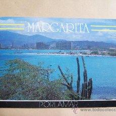 Postales: MARGARITA PORLAMAR, VENEZUELA. VISTA GENERAL, GENERAL VIEW. Lote 32435104