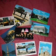 Postales: 10 POSTALES WASHINGTON D.C. THE DISTINGUISHED COLLECTION. Lote 32828762