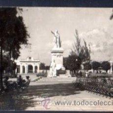 Postales: TARJETA POSTAL CIENFUEGO, CUBA. PARQUE MARTI. Lote 33463214