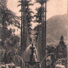 Postales: POSTAL ORIGINAL DECADA DE LOS 30. BRASIL. Nº 1916. VER TAMAÑO Y EXPLICACION. Lote 33632943