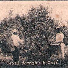 Postales: POSTAL ORIGINAL DECADA DE LOS 30. BRASIL. Nº 1940. VER TAMAÑO Y EXPLICACION. Lote 33634225