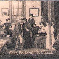 Postales: POSTAL ORIGINAL DECADA DE LOS 30. CHILE. Nº 1984. VER TAMAÑO Y EXPLICACION. Lote 33636982
