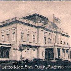 Postales: POSTAL ORIGINAL DECADA DE LOS 30. PUERTO RICO Nº 1557. VER TAMAÑO Y EXPLICACION.. Lote 57414059