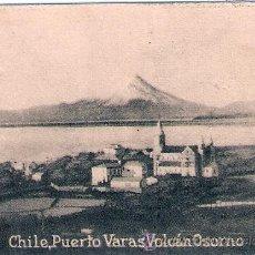 Postales: POSTAL ORIGINAL DECADA DE LOS 30. CHILE Nº 1981. VER TAMAÑO Y EXPLICACION.. Lote 34038067