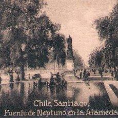 Postales: POSTAL ORIGINAL DECADA DE LOS 30. CHILE Nº 1956. VER TAMAÑO Y EXPLICACION.. Lote 34038188