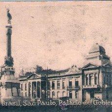 Postales: POSTAL ORIGINAL DECADA DE LOS 30. BRASIL Nº 1929. VER TAMAÑO Y EXPLICACION.. Lote 34046001