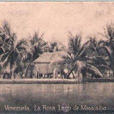 Postales: POSTAL ORIGINAL DECADA DE LOS 30. VENEZUELA Nº 1853. VER TAMAÑO Y EXPLICACION.. Lote 34059221