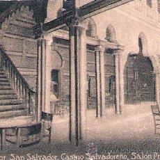 Postales: POSTAL ORIGINAL DECADA DE LOS 30. EL SALVADOR. Nº 1683. VER TAMAÑO Y EXPLICACION.. Lote 34052338