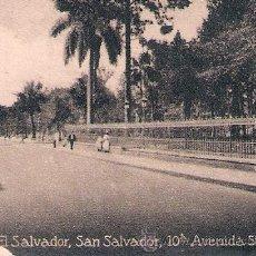 Postales: POSTAL ORIGINAL DECADA DE LOS 30. EL SALVADOR. Nº 1684. VER TAMAÑO Y EXPLICACION.. Lote 34052351
