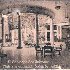 Postales: POSTAL ORIGINAL DECADA DE LOS 30. EL SALVADOR. Nº 1685. VER TAMAÑO Y EXPLICACION.. Lote 34052361