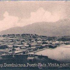 Postales: POSTAL ORIGINAL DECADA DE LOS 30. REP. DOMINICANA. Nº 1540. VER TAMAÑO Y EXPLICACION.. Lote 34067633