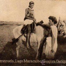 Postales: POSTAL ORIGINAL DECADA DE LOS 30. VENEZUELA Nº 1850. VER TAMAÑO Y EXPLICACION.. Lote 34171550