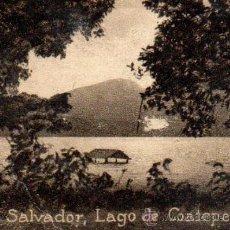 Postales: POSTAL ORIGINAL DECADA DE LOS 30. EL SALVADOR Nº 1687. VER TAMAÑO Y EXPLICACION.. Lote 34175370