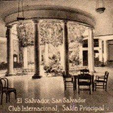 Postales: POSTAL ORIGINAL DECADA DE LOS 30. EL SALVADOR Nº 1685. VER TAMAÑO Y EXPLICACION.. Lote 34175374