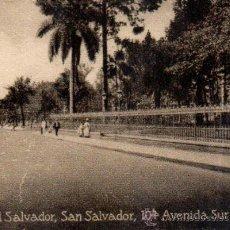 Postales: POSTAL ORIGINAL DECADA DE LOS 30. EL SALVADOR Nº 1684. VER TAMAÑO Y EXPLICACION.. Lote 34175380