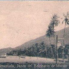 Postales: POSTAL ORIGINAL DECADA DE LOS 30. VENEZUELA. Nº 1852. VER TAMAÑO Y EXPLICACION.. Lote 34185784