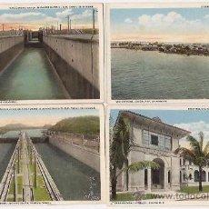 Postkarten - Panama: 12 postales antiguas - 51381354