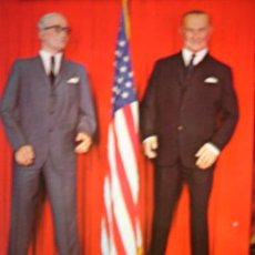 Postales: POSTAL- POSTCARD. AMERICAN HERITAGE WAX MUSEUM. PETLEY. Lote 35396591