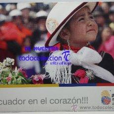 Postales: POSTALES ECUADOR - POSTAL (EI). Lote 35662369