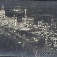 Postales - CENTENARIO INDEPENDENCIA 1816-1916- BUENOS AIRES- PLAZA DEL CONGRESO - 35726693