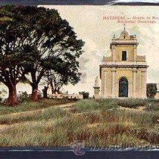 Postales: TARJETA POSTAL DE MATANZAS - ERMITA DE MONTSERRAT. Lote 136068517