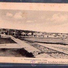 Postales: TARJETA POSTAL DE MATANZAS - VERSALLES. 19. Lote 35995224