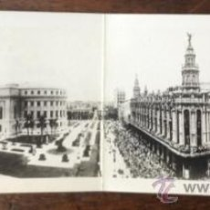 Postales: POSTAL FOTOGRÁFICA. VISTA PANORÁMICA. EL CAPITOLIO. LA HABANA. CUBA. 16 MAYO 1929. . Lote 36239148