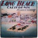 Postales: COLECCIÓN EN ACORDEON DE LA PRETIGIOSA COMPAÑIA WESTER PUBLISHING & NOVELTY CO. LONG BEACH. Lote 36582227