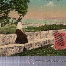 Postales: TARJETA POSTAL MATANZAS, CUBA, VISTAS DESDE LA ERMITA. Lote 136068524